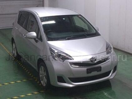 Toyota Ractis 2015 года во Владивостоке