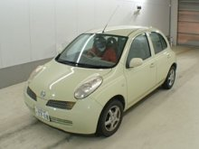 NISSAN MARCH 2004