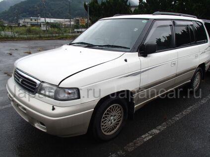 Mazda MPV 1997 года во Владивостоке на запчасти