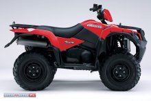 квадроцикл SUZUKI LT-A 500 XL4