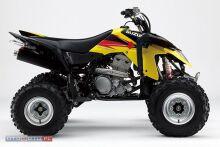 квадроцикл SUZUKI LT-Z 400 L4