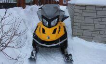 снегоход BRP SKI-DOO TUNDRA 550F