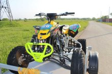 квадроцикл BRP CAN-AM DS450MX