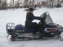снегоход POLARIS RMK 550 TRAIL 135