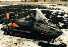 снегоход ТАЙГА Патруль 550 SWT