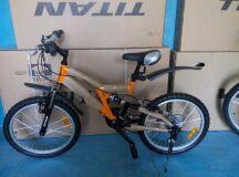 велосипед  TITAN PRANG