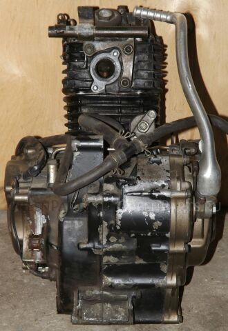 Двигатель на HONDA TLR250R MD18
