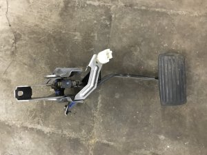 Педаль тормоза на Honda Inspire UA5 J32A