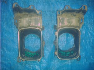 Фара на Toyota Corolla CE96, CE96V, EE96, EE96V