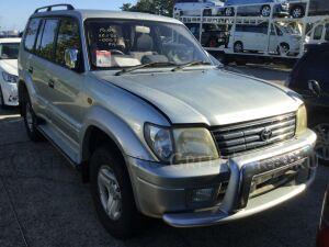 Крыло на Toyota Land Cruiser Prado KDJ95, KZJ95, RZJ95, VZJ95 1KZ, 1KD, 3RZ, 5VZ