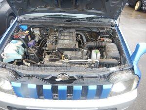 Кпп автоматическая на Suzuki Jimny JB23W K6A 1998/2004