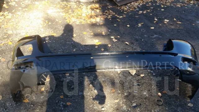 Бампер на Toyota Highlander ASU40, GSU40, GSU40L, GSU45, GVU48, MHU48