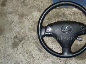 Руль на Lexus GS350