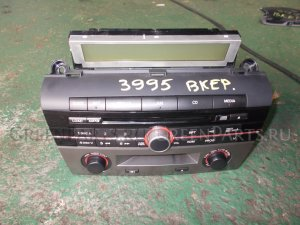 Магнитофон на Mazda Axela B36D66AR0