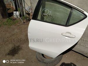 Дверь на Toyota Aqua NHP10 1NZ