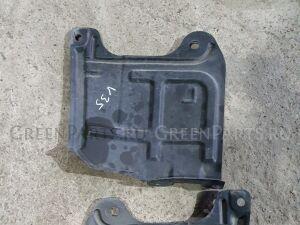 Защита двигателя на Nissan Skyline V35 VQ25DD