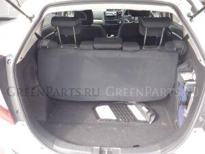 Обшивка багажника на Honda Fit GK3, GK4, GK5, GK6, GP5, GP6 L13B LEB L15B