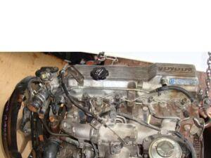 Двигатель в сборе на Toyota Dyna BU88 14B