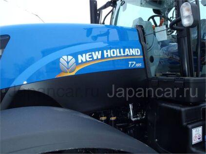 Трактор колесный HITACHI NEW HOLLAND 7.185 2013 года в неизвестности
