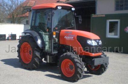 Трактор колесный KUBOTA M8540 2013 года в неизвестности