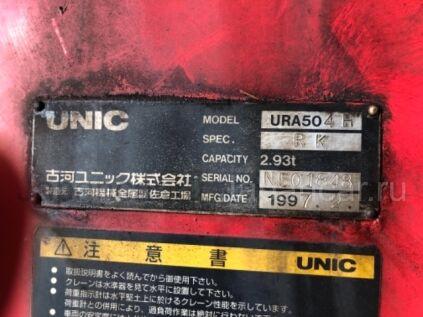 Крановая установка UNIC URA504H 1997 года во Владивостоке