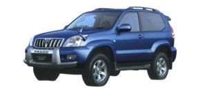 TOYOTA LAND CRUISER PRADO 2006 г.