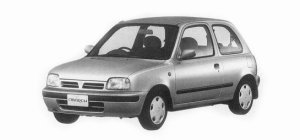 NISSAN MARCH 1993 г.
