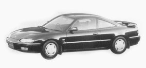 MAZDA MX-6 1993 г.