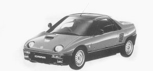 SUZUKI CARA 1993 г.