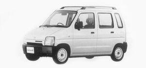 SUZUKI WAGON R 1993 г.