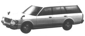 TOYOTA CROWN 1994 г.