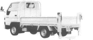 TOYOTA HIACE TRUCK 1995 г.