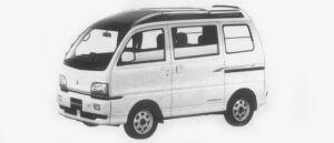 MITSUBISHI BRAVO 1996 г.