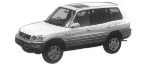 TOYOTA RAV4 1997 г.