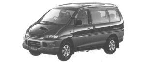 MITSUBISHI DELICA 1998 г.