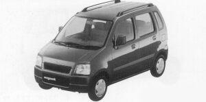 SUZUKI WAGON R 1999 г.