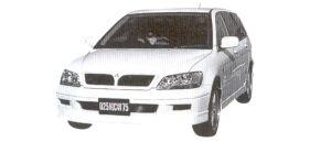 MITSUBISHI LANCER 2002 г.