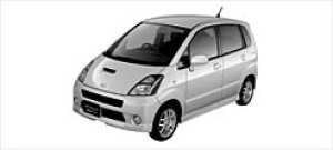 SUZUKI MR WAGON 2003 г.