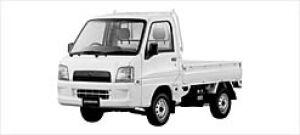 SUBARU SAMBAR TRUCK 2003 г.