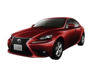 LEXUS IS250 2016 г.