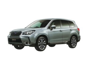 SUBARU FORESTER 2018 г.