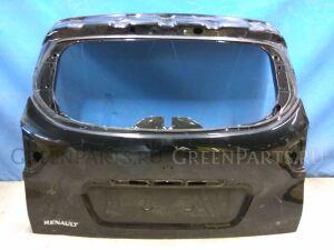Дверь багажника на Renault Kaptur