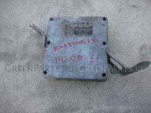 Блок управления efi на Toyota Caldina TOYOTA CALDINA AT191G, CT190G, ST190G, ST191G, ST1 3S-FE 89661-2D610