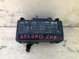 Блок предохранителей на Honda Accord CH9 01г. H23A CH9 H23A