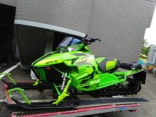 Снегоход SUZUKI Arctic Cat MOUNTAIN 800