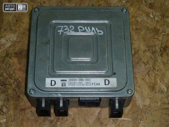 Блок управления рулевой рейкой на Honda Stream RN6 R18A