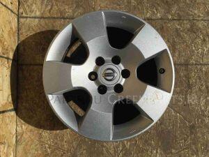 Диск литой на Nissan Pathfinder