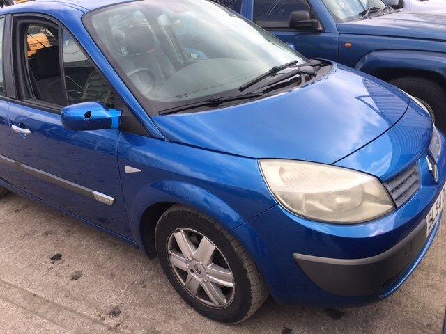 Генератор на Renault Scenic 2003-2009 номер/маркировка: Valeo 110A 2542664D