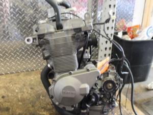 Двигатель bandit 400 k707