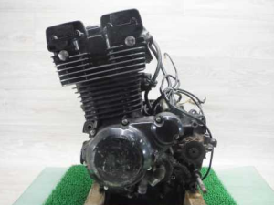 Двигатель gsx400 impulse k711
